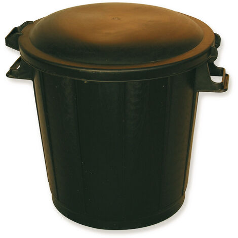 Couvercle seul de poubelle 80 L - Mondelin