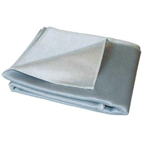 Couverture anti feu protection 1200° - 2 X 3m - Fibre de silice Dimensions au choix
