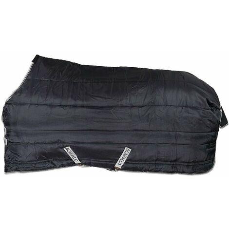Couverture Brekstad Box respirante, indéchirable et rembourrée de 300g avec sangles et couverture arrière ACavallo