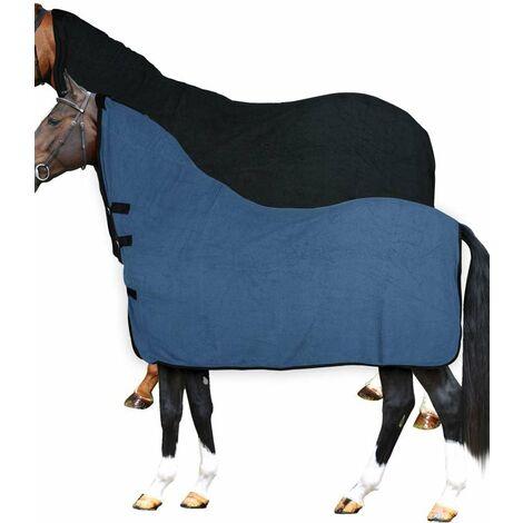 Couverture d'éponge pour l'après travail  Tissu High pour chevaux Tecno