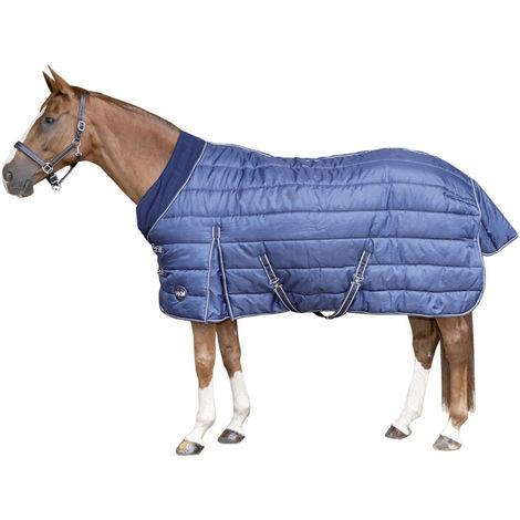 Couverture de box pour chevaux à cou haut 350 gr 210 D INNOVATION HKM Classic