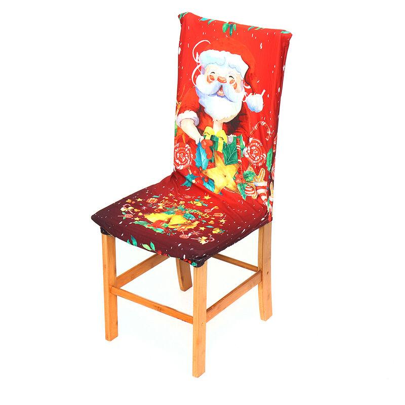 Manta - Couverture de chaise de no?l 140 * 180CM TYPE1