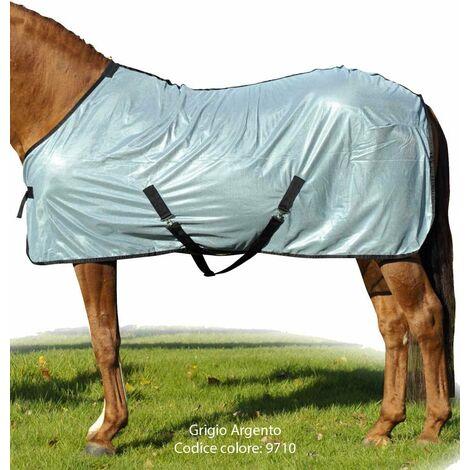 Couverture de cheval anti-moustique modèle Lyon HKM Classic