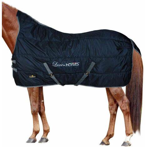 Couverture de Luxe box modèle 400 g et 1000 deniers Horses