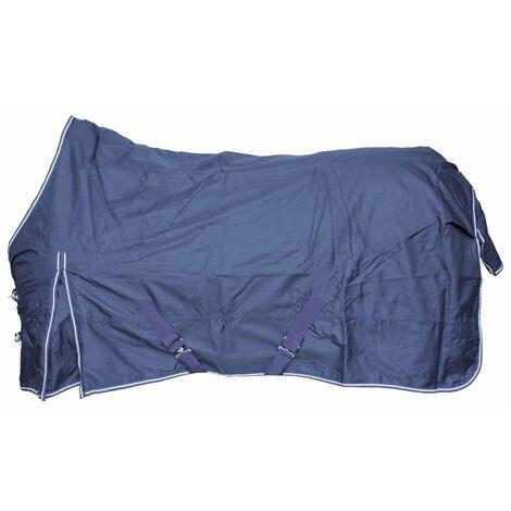 Couverture de paddock imperméable non doublée en tissu indéchirable AmaHorse