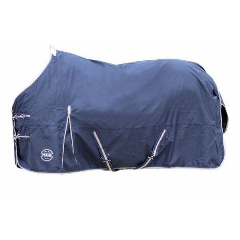 Couverture de paddock imperméable pour chevaux Eco Light Summer Rain HKM Classic