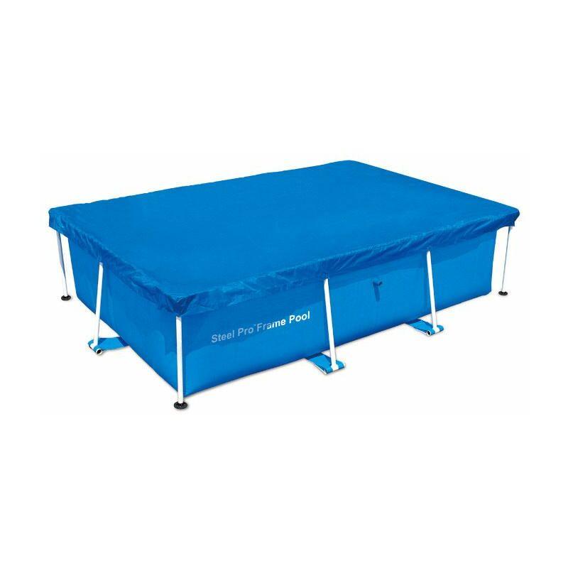 Couverture de piscine carrée piscine sol support de tissu couverture de piscine couverture de piscine couverture anti-poussière étanche pluie tissu