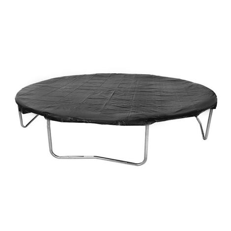couverture de trampoline pour Trampoline 180-183 6ft 2217