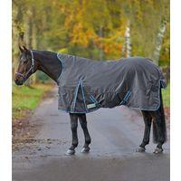 Couverture extérieur cheval 200 g encolure haute Economic