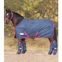 Couverture extérieur cheval poney 100 g Unicorn