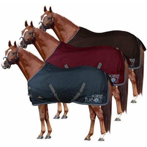 Couverture imperméable Paddock modèle Turnout 200 g Horses