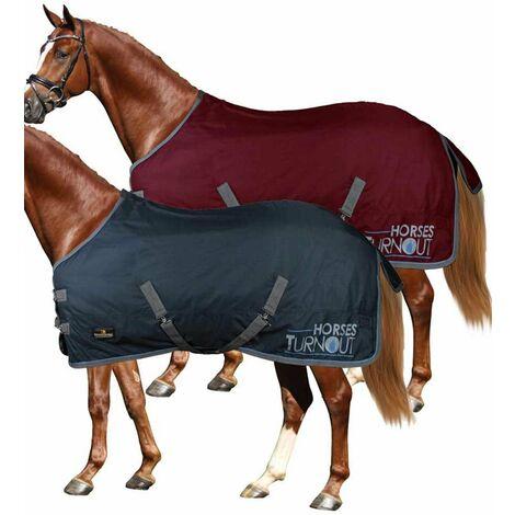 Couverture imperméable Paddock modèle Turnout 400 g Horses
