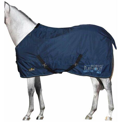 Couverture Paddock Paddock Imperméable à l'eau Turnout Strong Padding 200g Horses