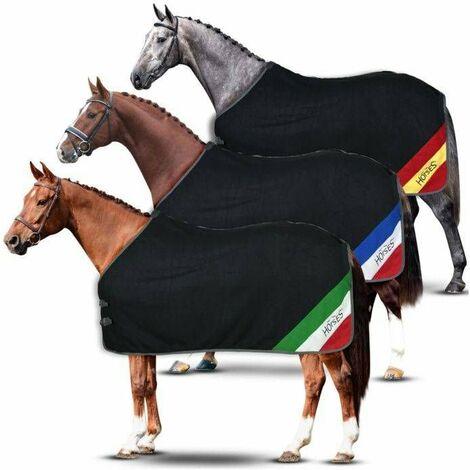 Couverture polaire pour chevaux modèle FLAG Horses