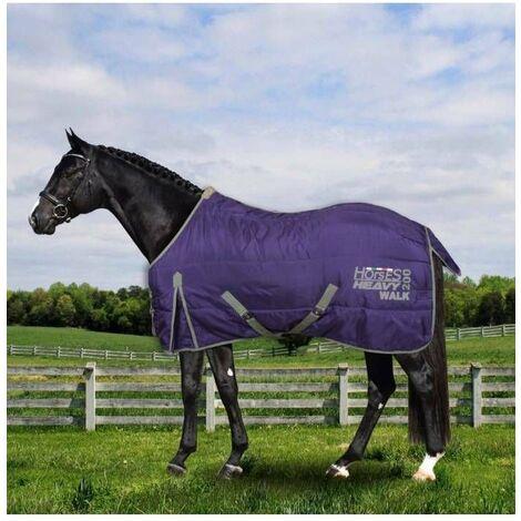 Couverture pour box à chevaux 200 g HEAVY WALK Horses
