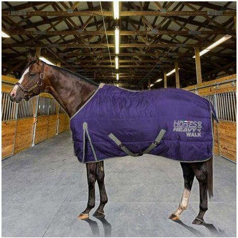 Couverture pour box à chevaux 400 g HEAVY WALK Horses