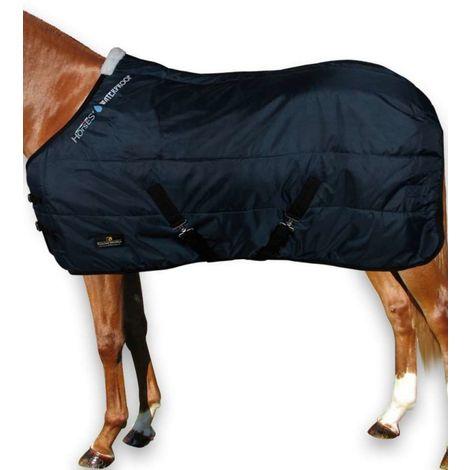 Couverture pour cheval en duvet imperméable et respirant 300 g Horses