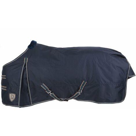 Couverture Tattini pour poney imperméable et respirant, en tissu ripstop 600Denari et 200g de rembourrage Tattini