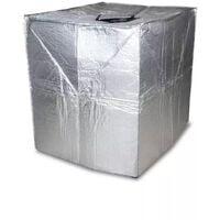Couverture Thermique en aluminium pour IBC