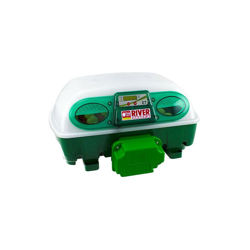 Couveuse Automatique Digitale Poule Et 24 Capacité 24 Œufs - River Systems