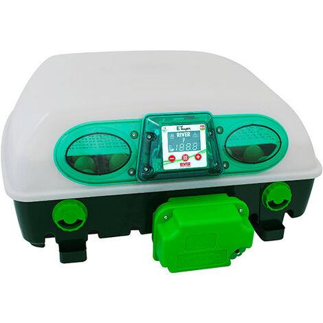 Couveuse Automatique Digitale Poule Et Super Capacité 49 Œufs - River Systems