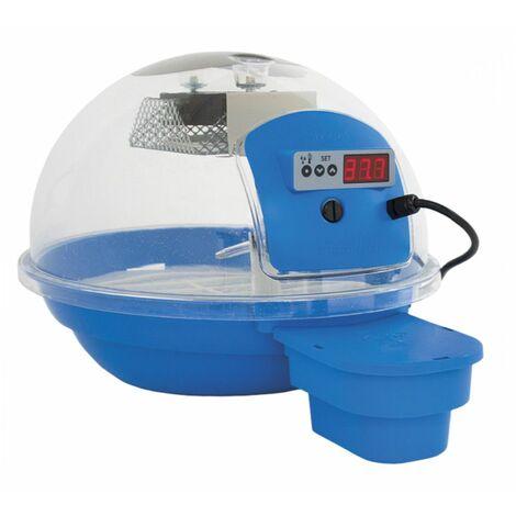 Couveuse automatique digitale poule Smart Digital capacité 24 œufs bleue - FIEM