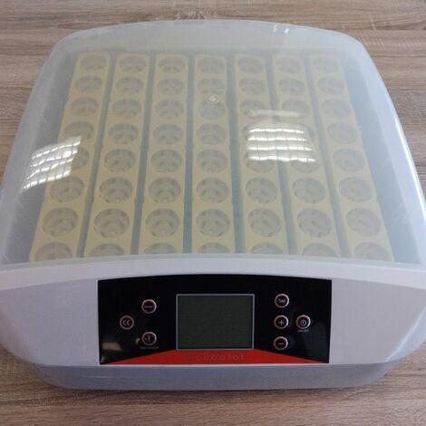 Couveuse Automatique Digitale Volailles 56 Œufs - Hhd