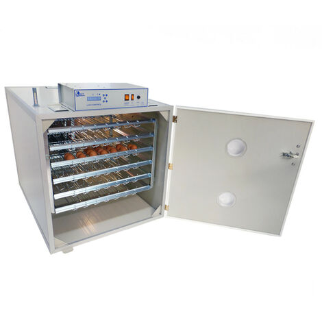 Couveuse automatique digitale volailles Mod. MG 540S Maxi Pro LCD 540 œufs - FIEM