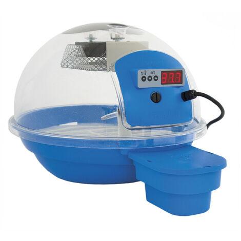 Couveuse automatique digitale volailles Smart Digital 24 œufs bleue - FIEM