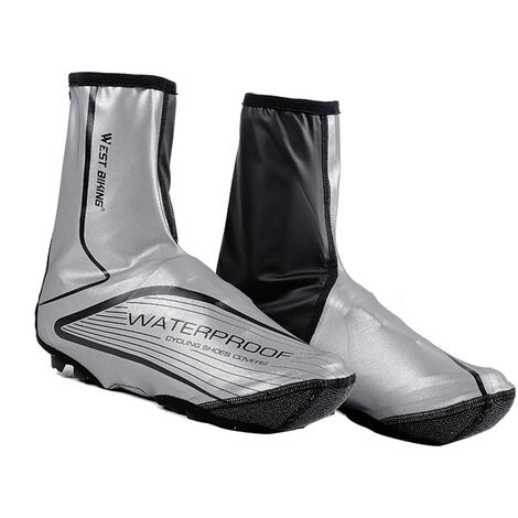 Couvre-Chaussures De Cyclisme Equipement D'Equitation D'Exterieur Coupe-Vent, Impermeable Et Antipoussiere, Taille Xl