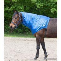Couvre-cou cheval protection anti-dermite