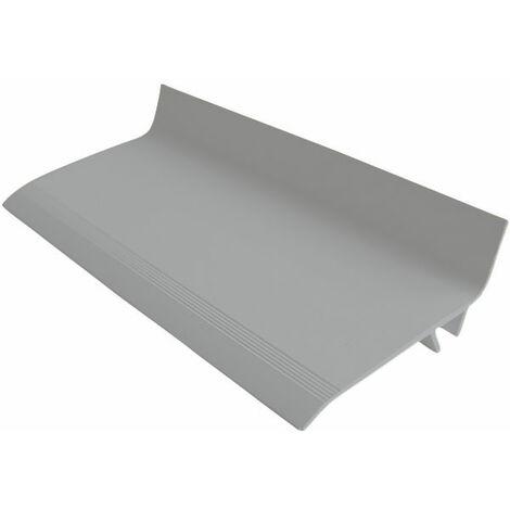 """main image of """"couvre joint de façade PVC (Angle ou Plat) (3,00 ml de long + clips)"""""""