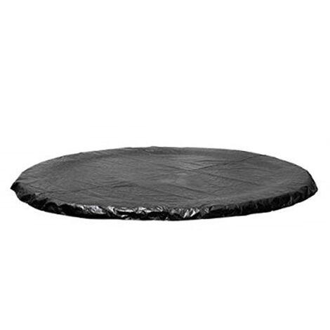 Couvre-Lit Rond Trampoline, Housse De Protection Contre La Pluie, Pare-Soleil Trampoline, 15 Pieds De Diametre