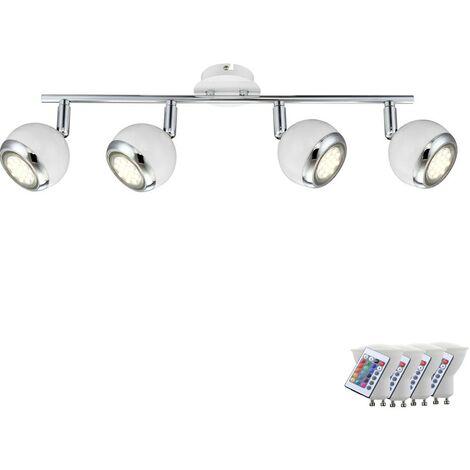 Couvrir lampe projecteur bar dimmable distants taches se déplaçant dans l'ensemble, y compris la source de lumière