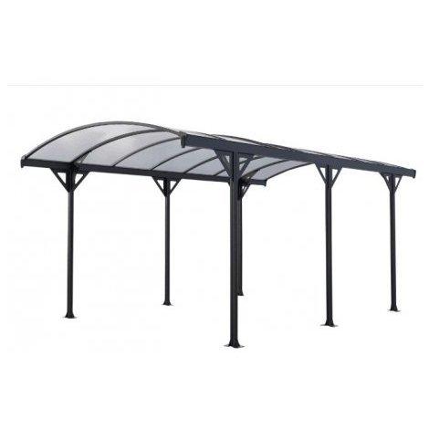 Couv'Voiture 35 - 15 m² (aluminium et polycarbonate)