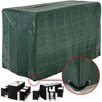 Cover for Bar Sets High Table and Chairs Garden Furniture Tarpaulin 187 x 86 x 112 cm
