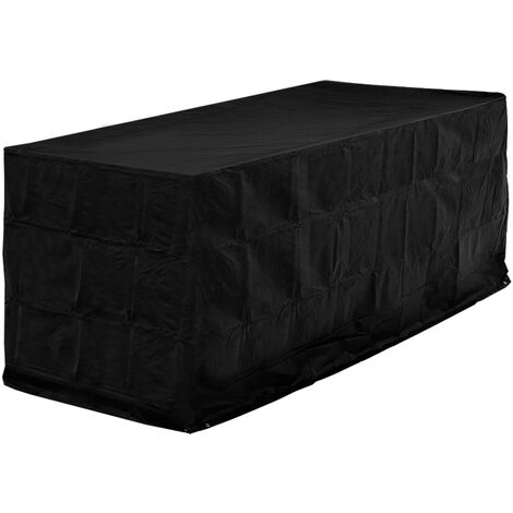 Cover OXFORD 420D 3 seats garden bench - tarpaulin outdoor furniture protection