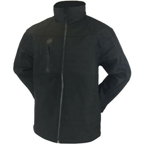 COVERGUARD casual yang jacket - black - Size 2XL