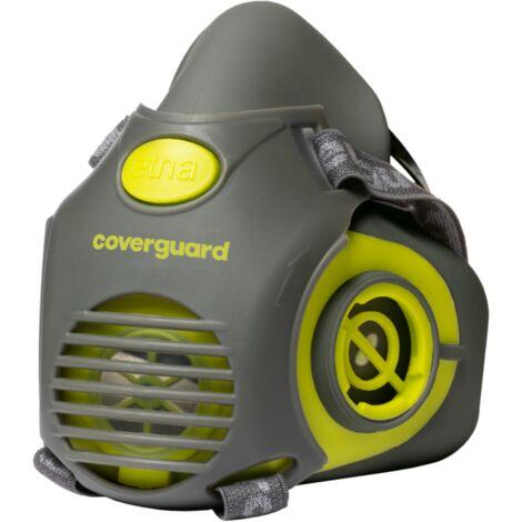 Coverguard - Demi-masque respiratoire à baïonette TPE ETNA - 6ETN200 Taille:Unique