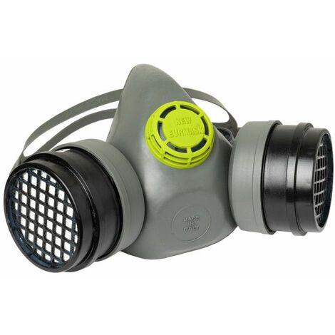 Coverguard - Demi-masque respiratoire EURMASK DUO - MO22102 Taille:Taille Unique