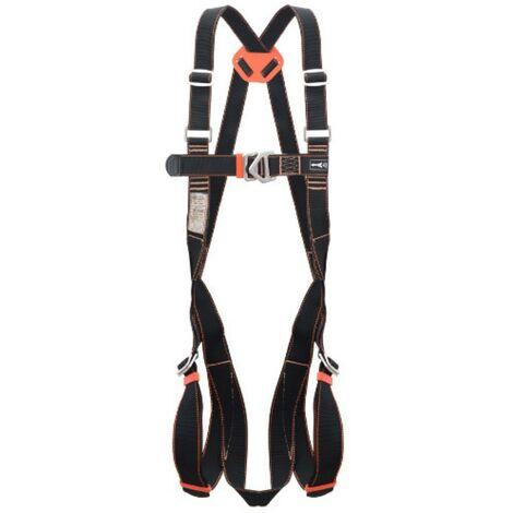 Coverguard - Harnais complet grand confort et fléxibilité avec bretelles et sous-fessières avec 1 anneau métal - MO71039 Taille:Taille Unique