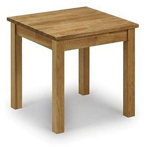 Coxmoor Oak Lamp Table Contemporary Style Home Furniture