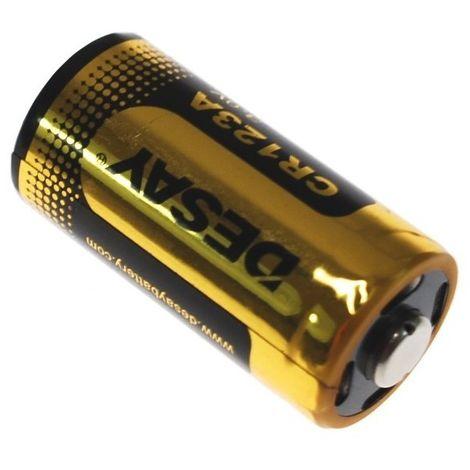 CR123A Lithium Battery [010-0491]