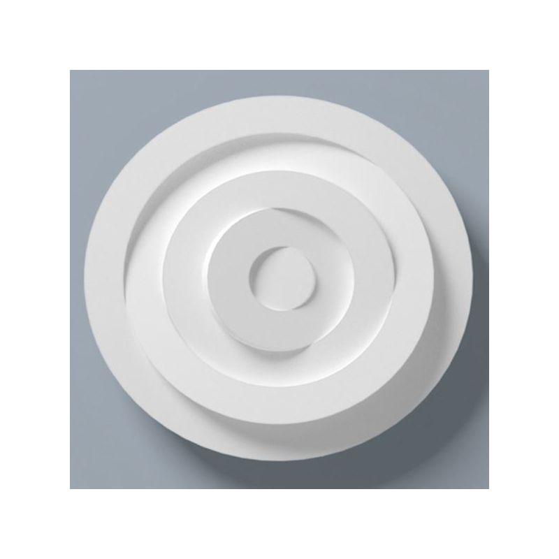 CR5 Round Contemporary Ceiling Rose