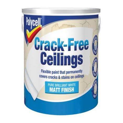 Crack Free Ceilings