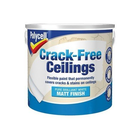 Crack Free Ceilings