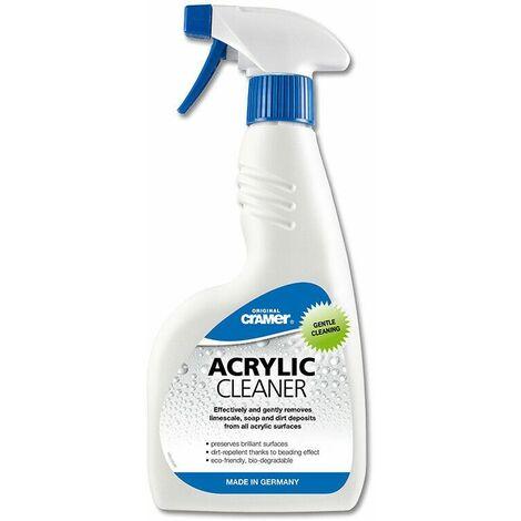 Cramer Acrylic Cleaner Spray 750ml Eco-friendly Dirt-repellent Beading Effect