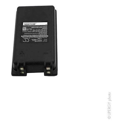 Crane remote control battery Autec 7.2V 2000mAh - MH0707L,NC0707L