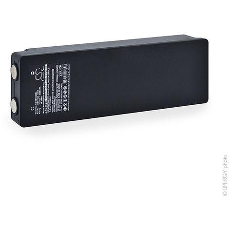 Crane remote control battery Scanreco 7.2V 2000mAh - RMH0618,RMH0670,13445,16131