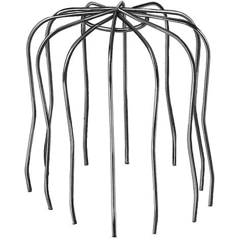 Crapaudine extensible 80 a 100 galv 10651